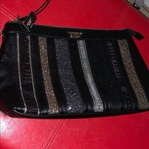 Gorgeous new Victoria secret clutch bag w/ sequins